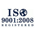 ISO9001:2008 Registered