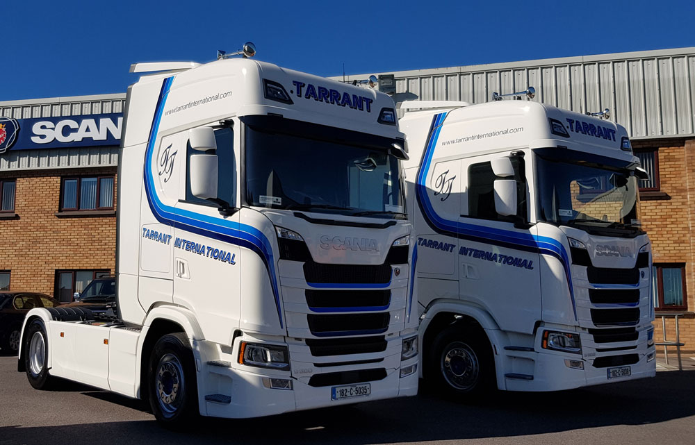 Two New S500 Toplines in the Fleet
